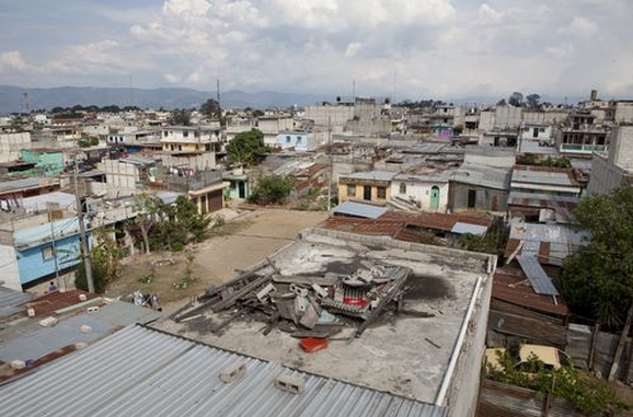 Teespringers visit Guatemala