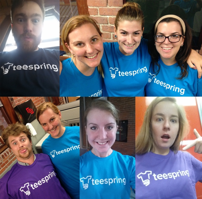 TeespringPledgeSelfies